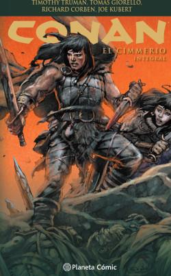 Conan: El cimmerio (integral)